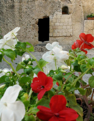 Buy this photo: Garden Tomb -- Jerusalem